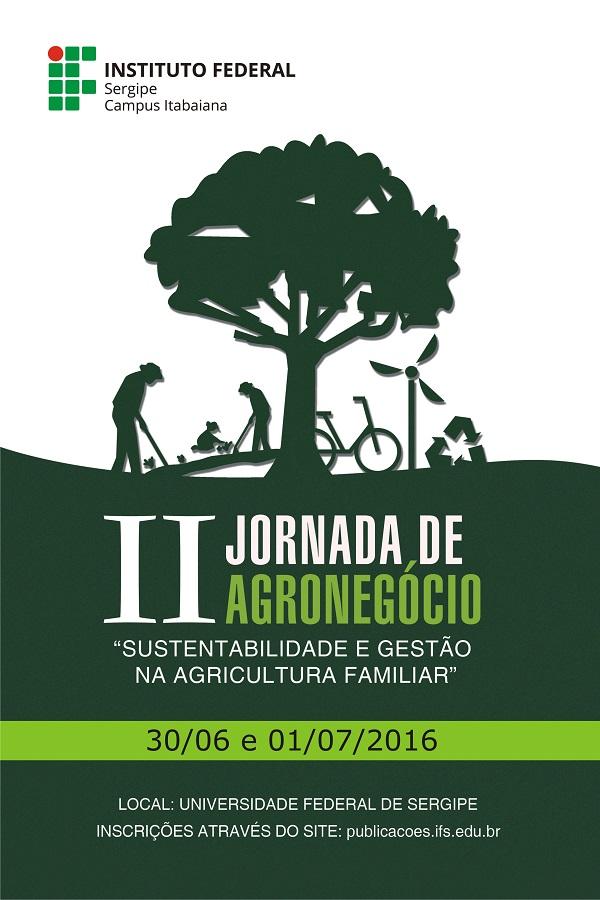 Jornada de Agronegócio relaciona sustentabilidade e agricultura familiar