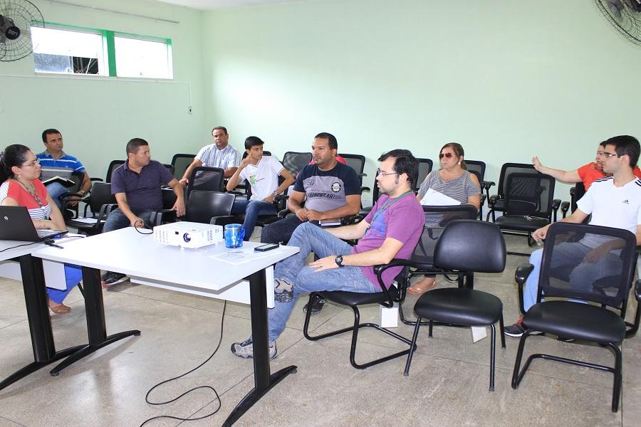 Reunião discute metas, indicadores e iniciativas do Plano de Desenvolvimento Anual